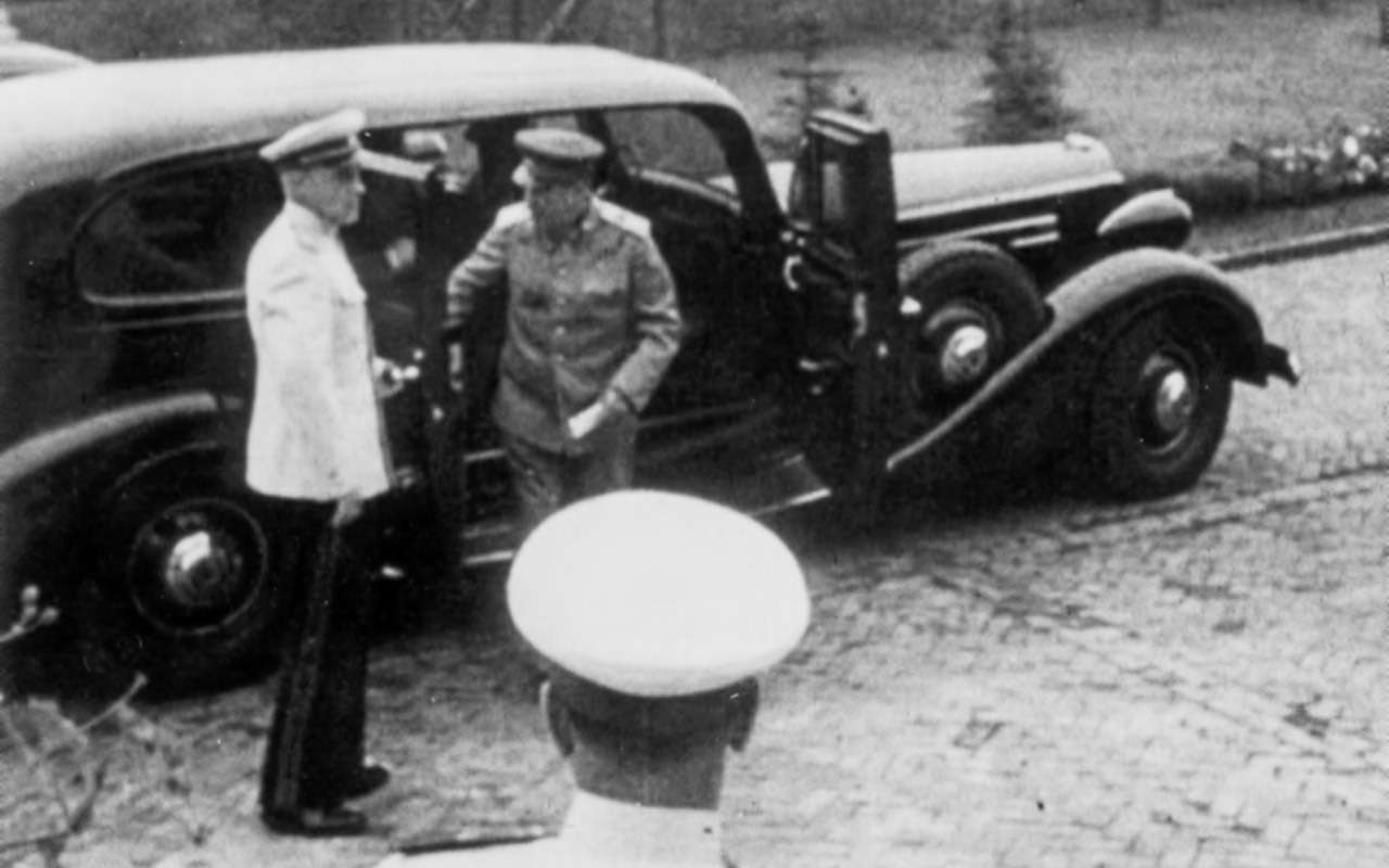 Packard Super Eight 1939: связей сэтим иностранцем можно небояться!— фото 893708