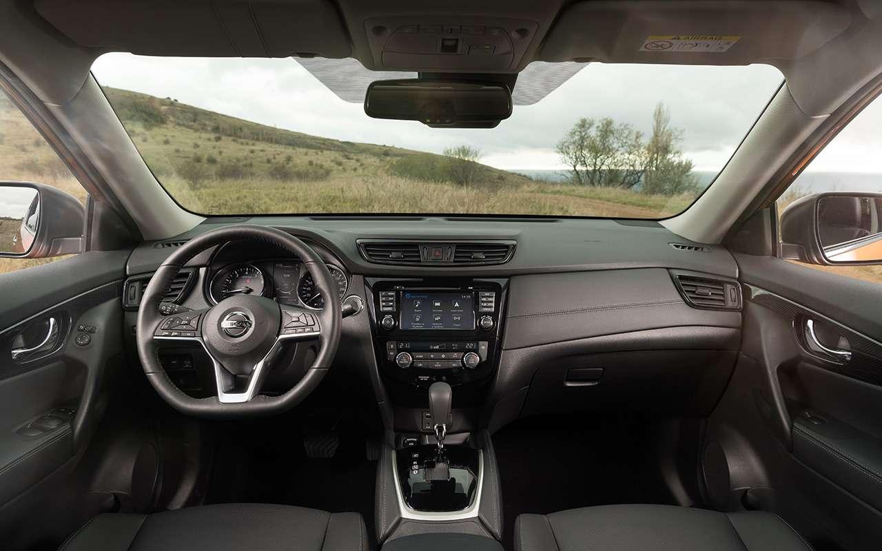 Nissan X-Trail T32: больше, чем просто рестайлинг— фото 926608