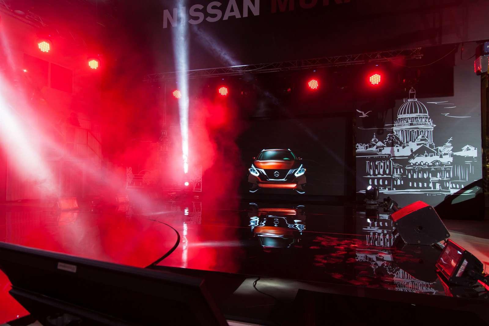 Новый Nissan Murano начали собирать вРоссии— фото 600803