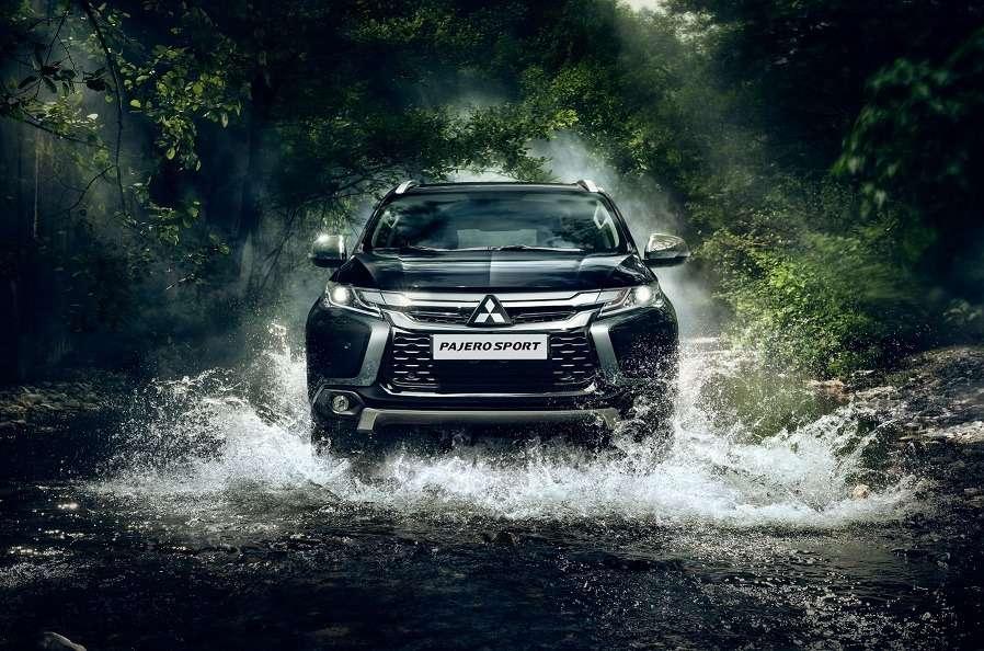 Mitsubishi раскрыла комплектации нового Pajero Sport— фото 607139