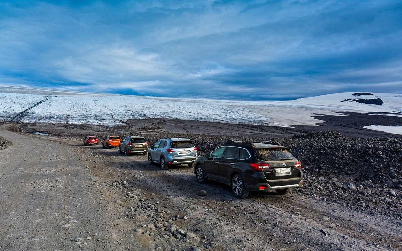 Какжеэто красиво: лучшие пейзажи Исландии изокна Subaru— фото 1085418