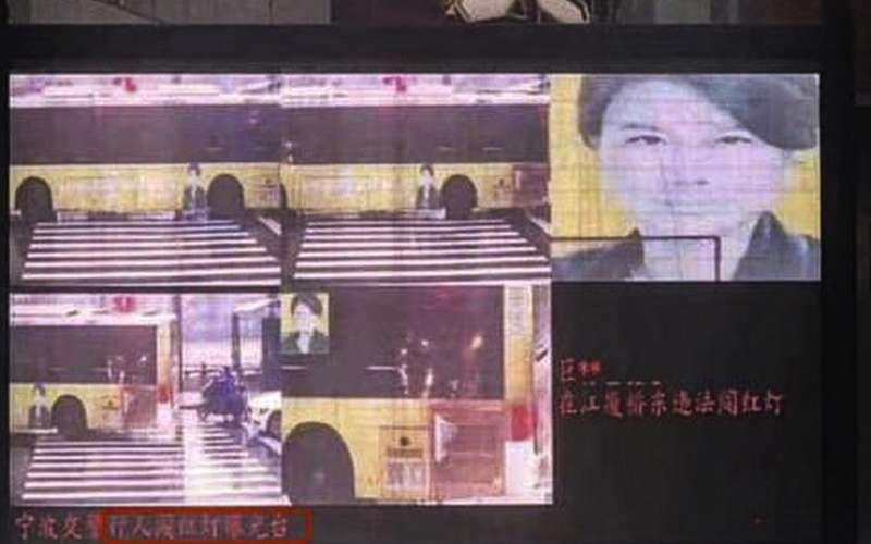 Система распознавания лиц выписала штраф... фотографии наавтобусе!