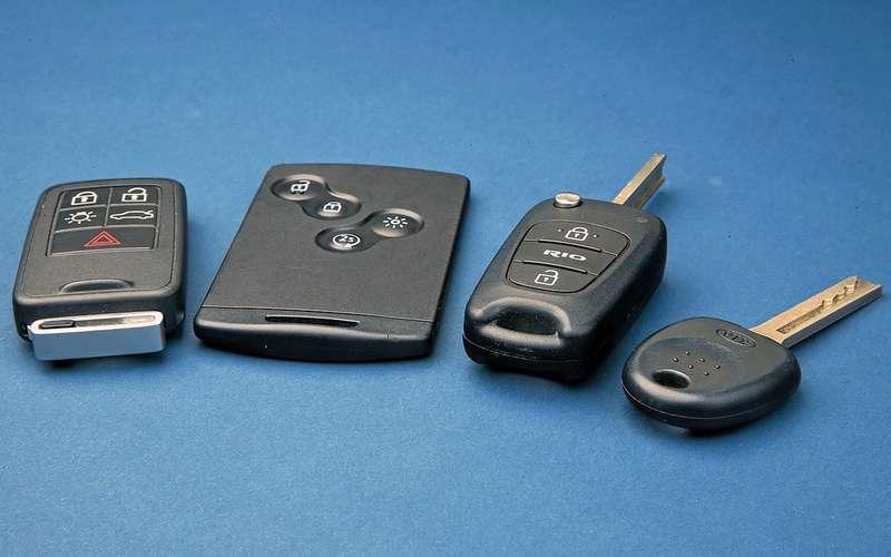 Чип-ключ вавтомобиле: все, что про него надо знать