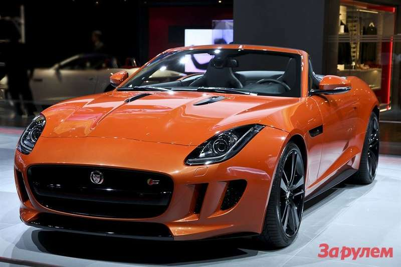 jlrshanghai Jaguar FType