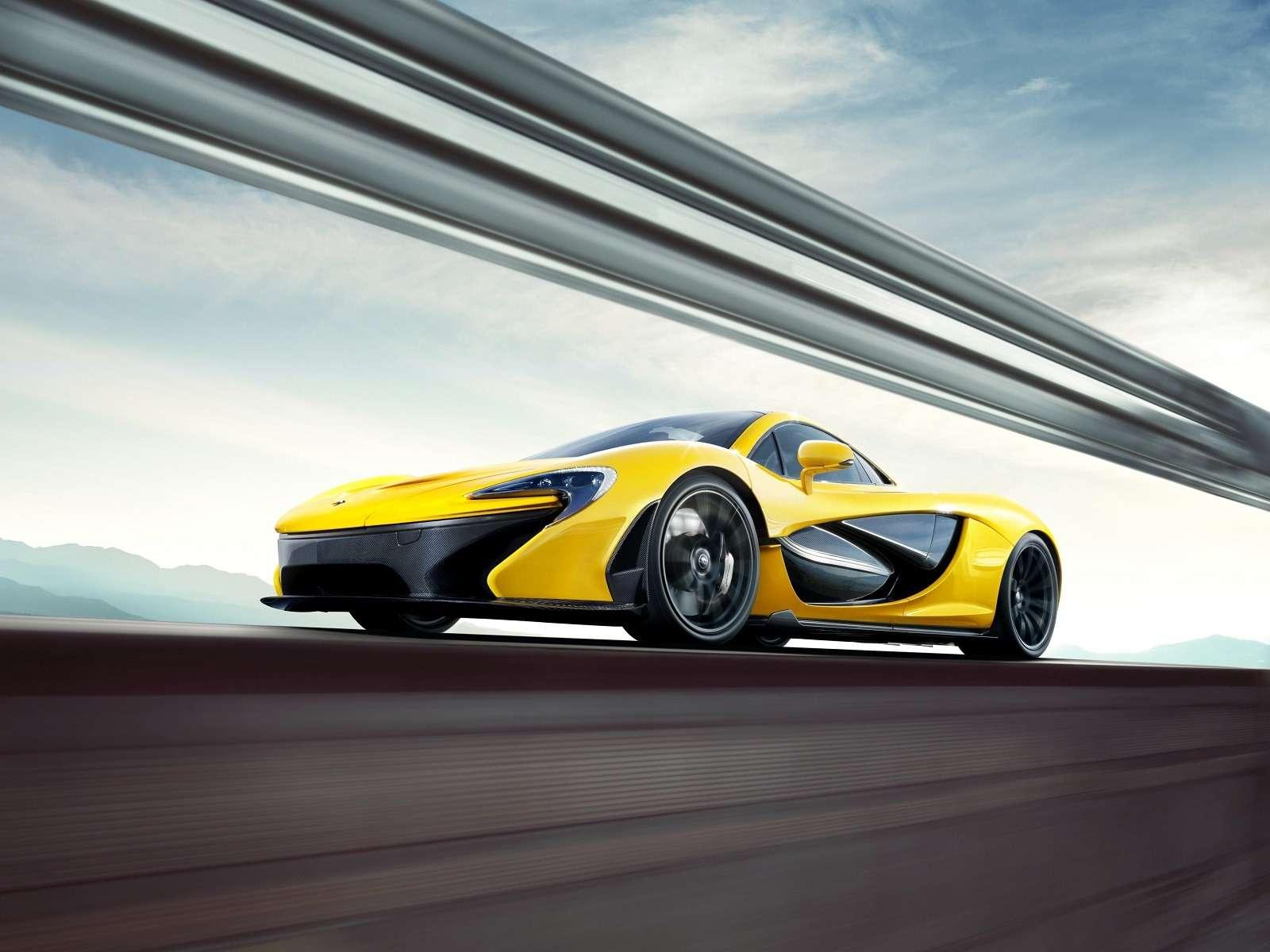 Владелец суперкара McLaren вСША попал вДТП сразу после покупки— фото 362620