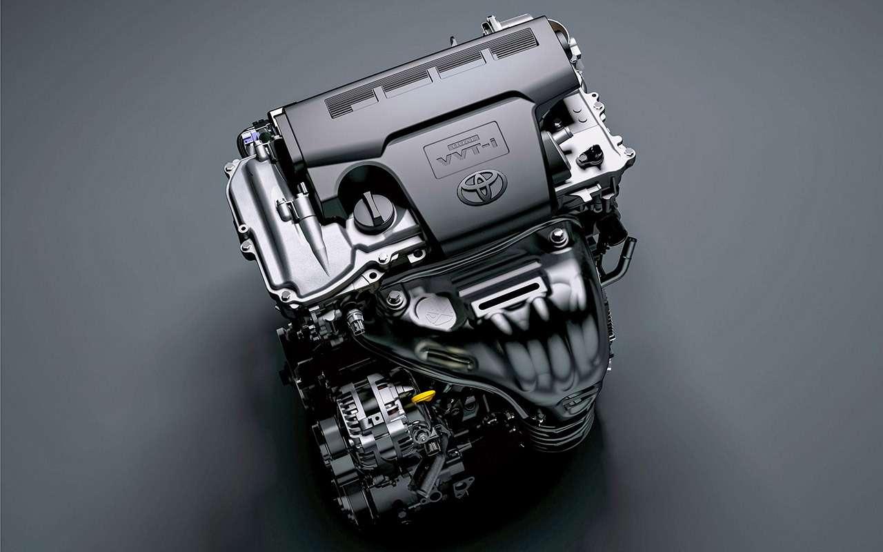 Toyota Camry навторичке: все еенеисправности— фото 989601