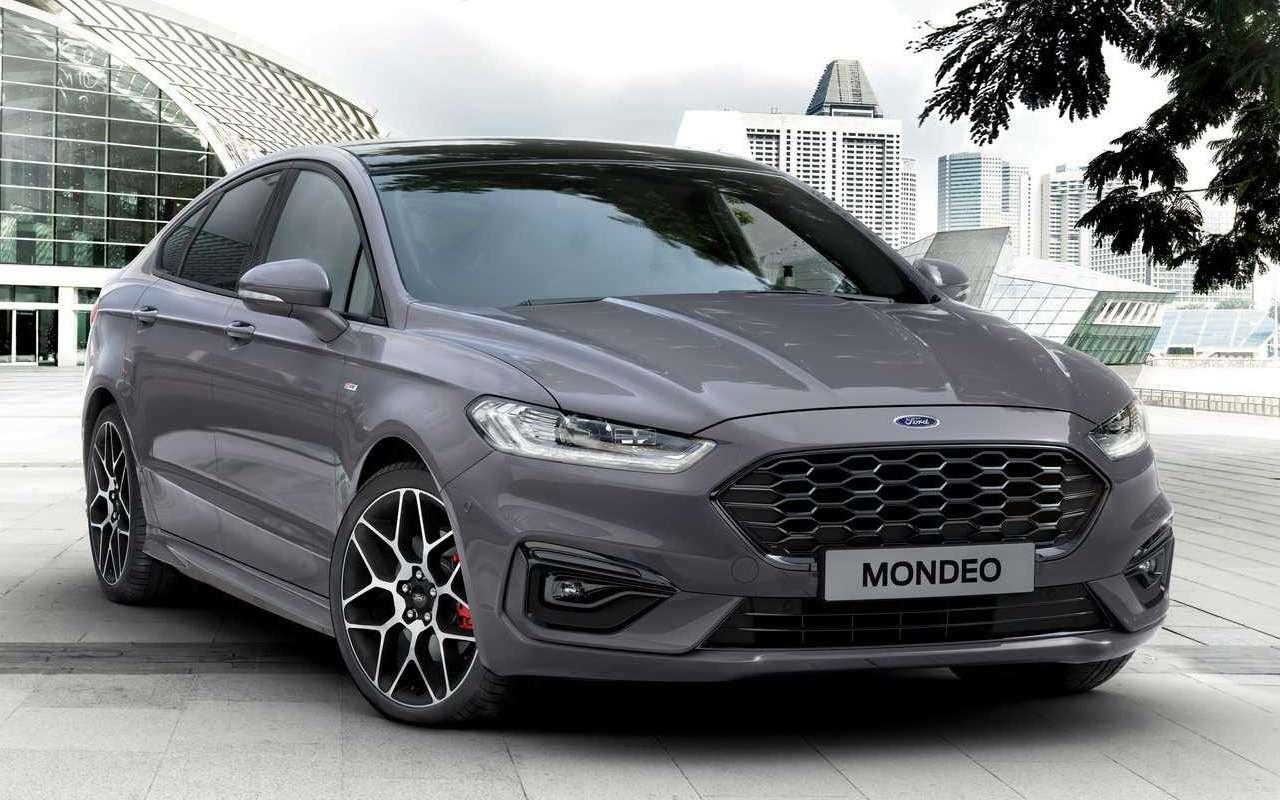 Ford Mondeo получил новые моторы иавтомат— фото 941298