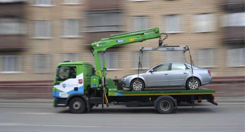 В Москве увъездов вшколы исады запретят парковку