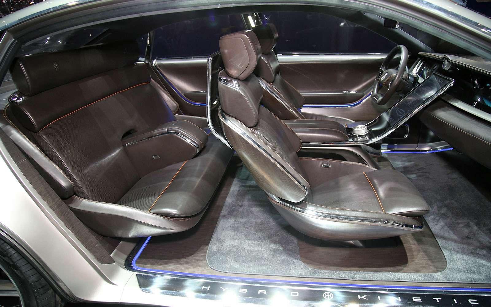 Pininfarina H600 Concept
