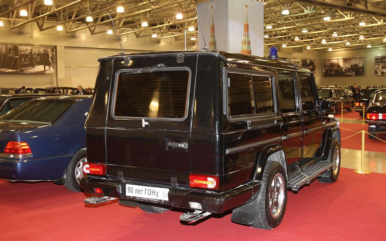 Да, иэто тоже Mercedes! 15самых странных модификаций— фото 991899