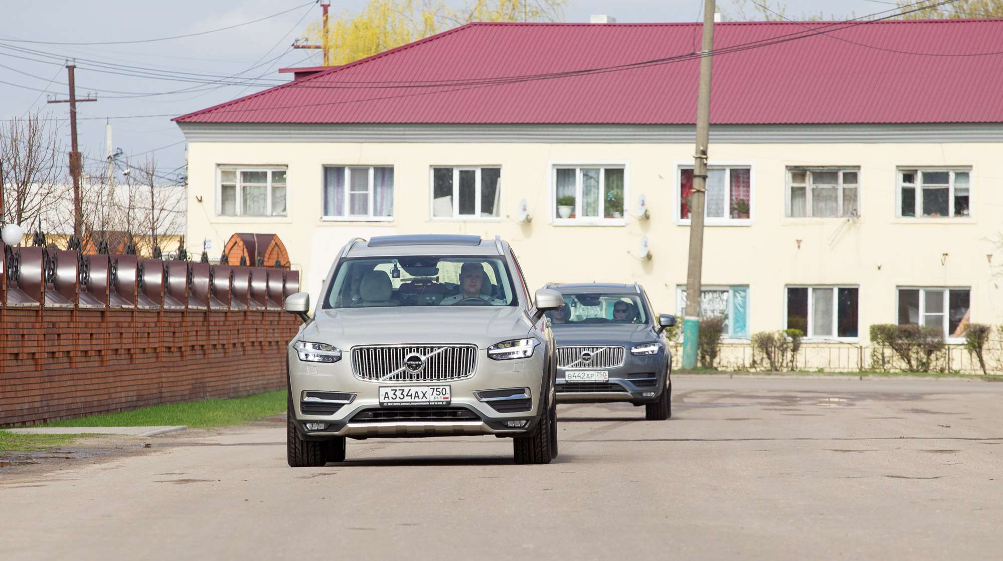 Какведет себя Volvo XC90на дорогах России: пробег Ростов-на-Дону— Челябинск— фото 586521