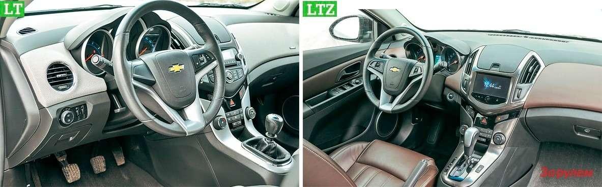 Универсал Chevrolet Cruze— доплата без переплаты— фото 261539