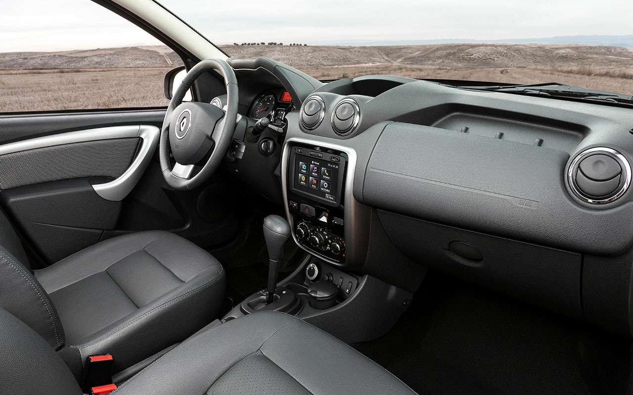 Подержанный Renault Duster— все его проблемы— фото 1087903