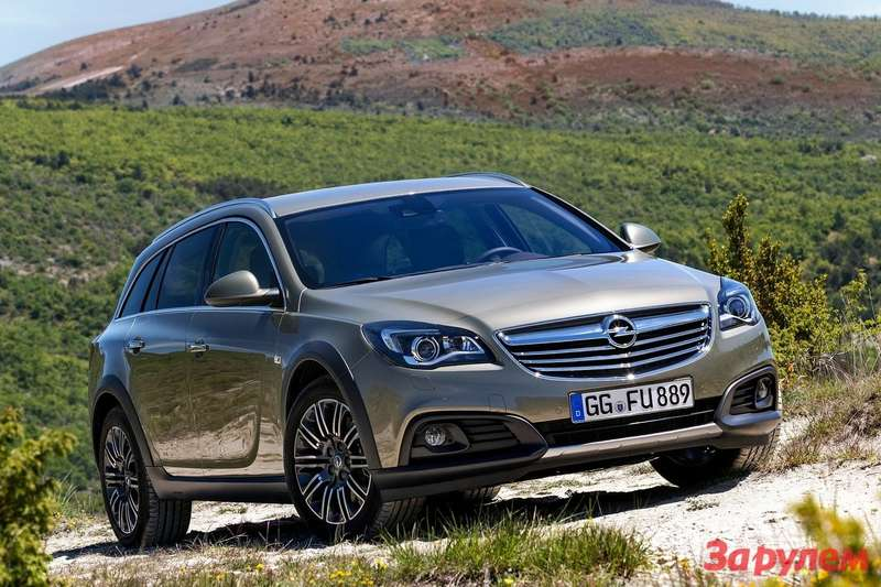 Opel Insignia Country Tourer 2014 1600x1200 wallpaper 01