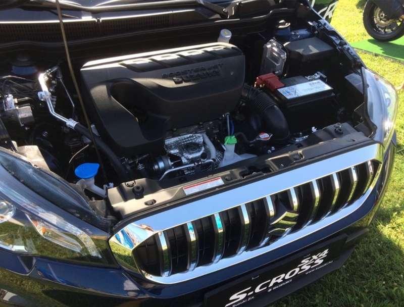 Обновленный Suzuki SX4: стерпится— слюбится