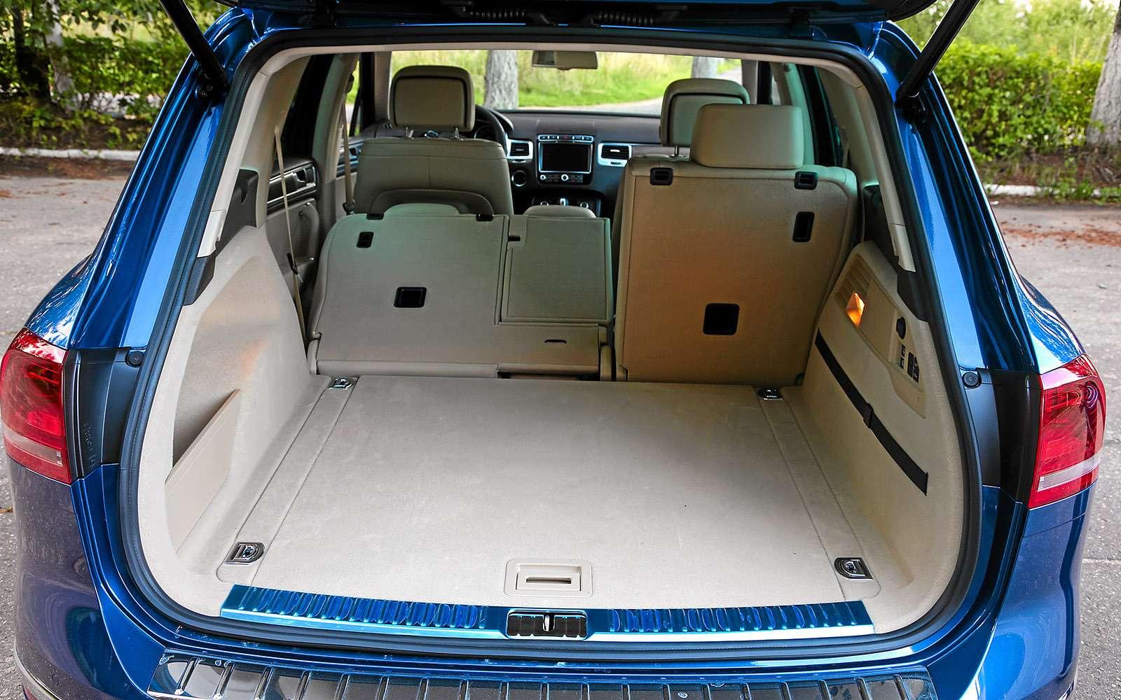 Новый Nissan Murano против конкурентов: длинные рубли— фото 691734