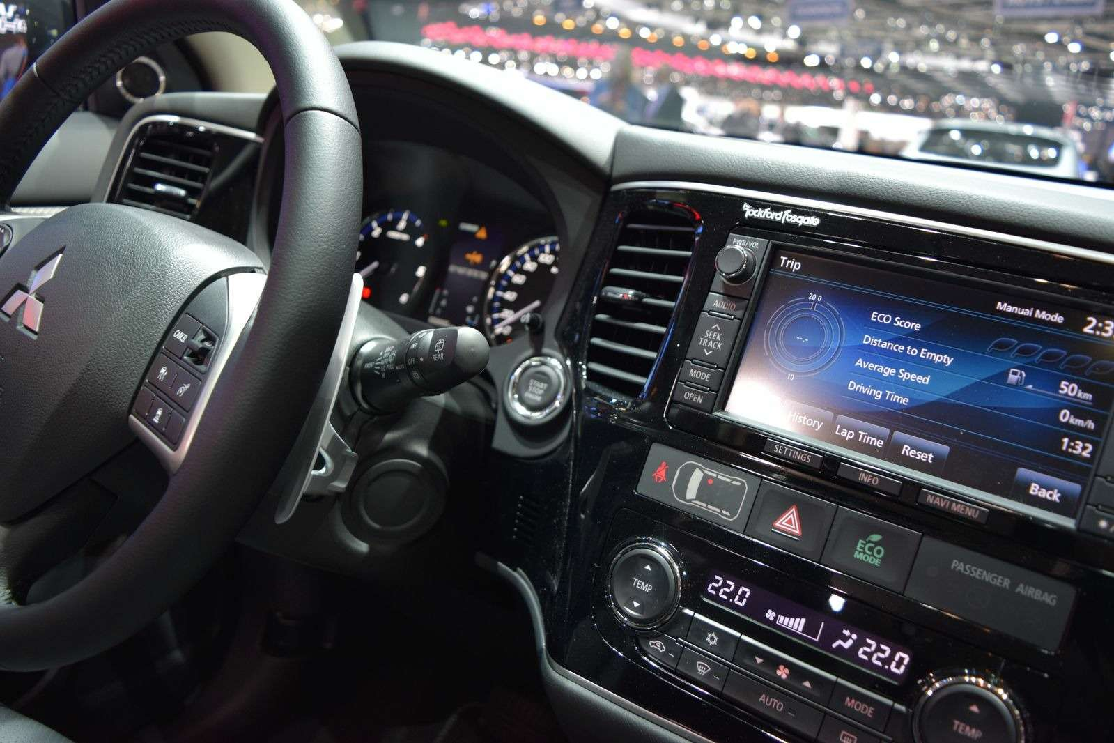 Производство обновленного Mitsubishi Outlander стартовало вКалуге— фото 369434