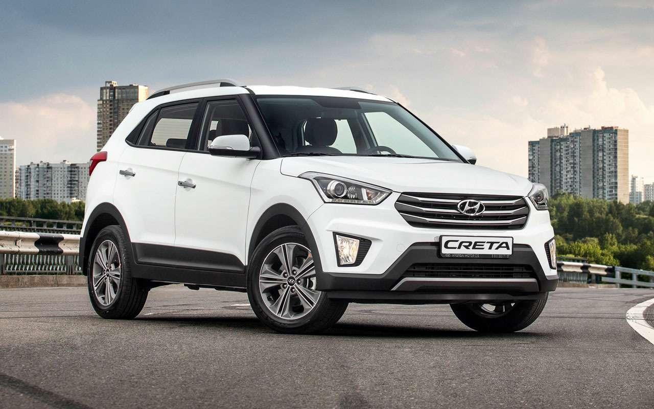 3 причины, почему Kia Seltos интереснее Hyundai Creta— фото 979843