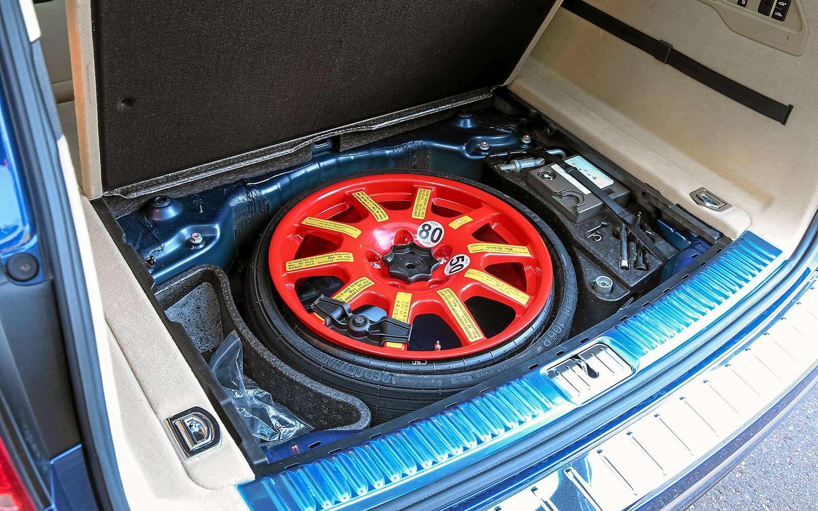 Новый Nissan Murano против конкурентов: длинные рубли— фото 691736