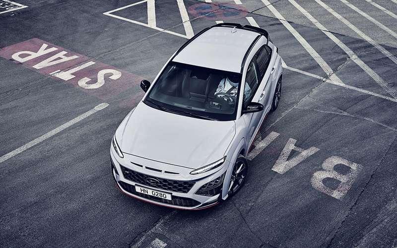 EESbrvljG4Rb6I9Uux9K w=s800 Дебют Hyundai Kona N — первого семейного спорткросса