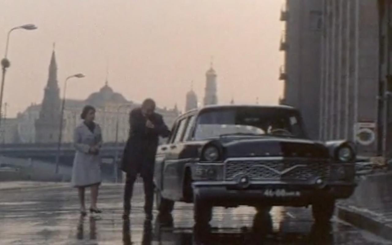 ГАЗ-21: любимая машина Папы Римского, Гагарина иПутина— фото 1116041