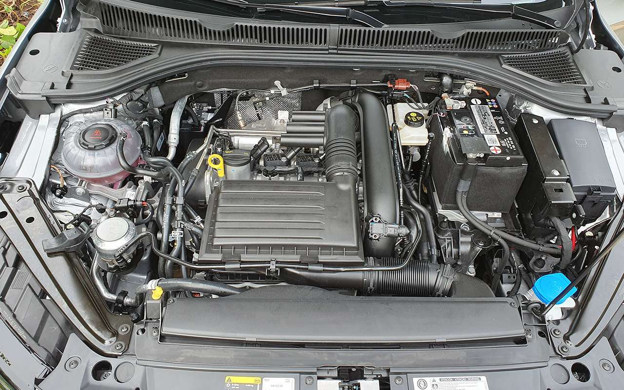 Новый седан Volkswagen Jetta: первый тест-драйв!— фото 1006994