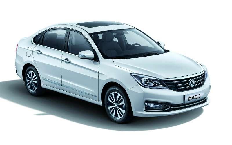 Dongfeng покажет наММАС два компактных седана