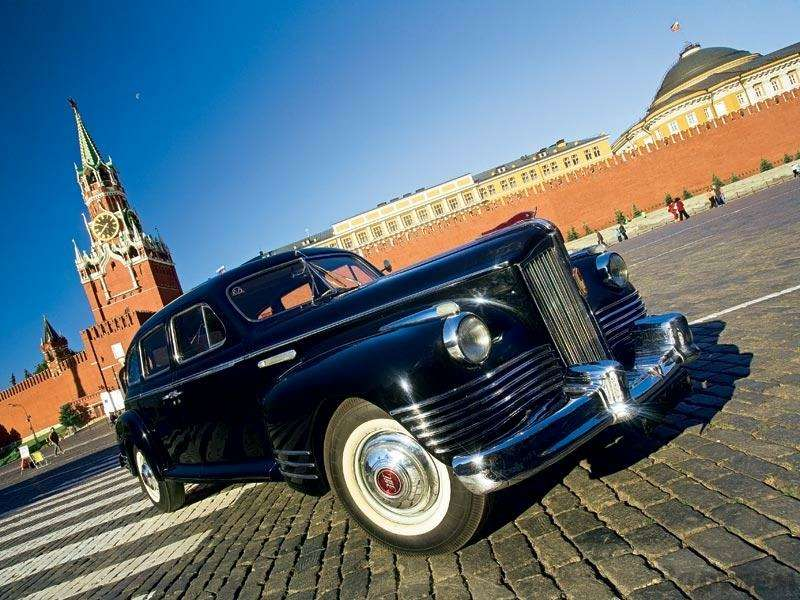 ЗИС-110: Герой Советского Союза— фото 88869