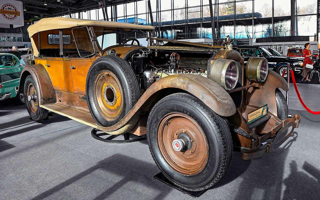 Неизвестные автомобили СССР: родстер, пикап, кабриолет...— фото 961796