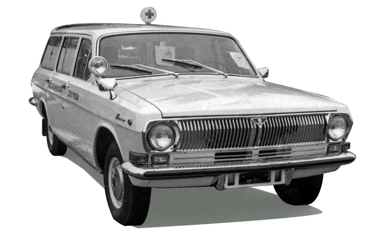 Уникальная Победа ГАЗ-М20: ретротест машины cкорой помощи— фото 1085339