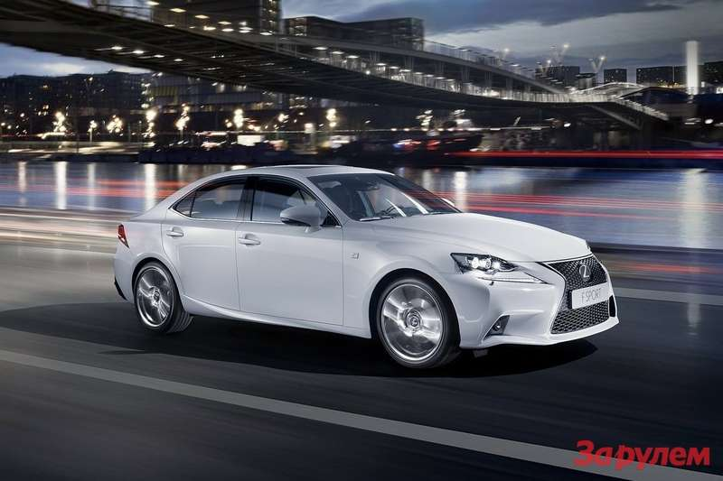 Lexus IS 2014 1600x1200 wallpaper 01