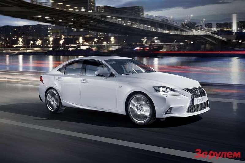 Lexus IS2014 1600x1200 wallpaper 01