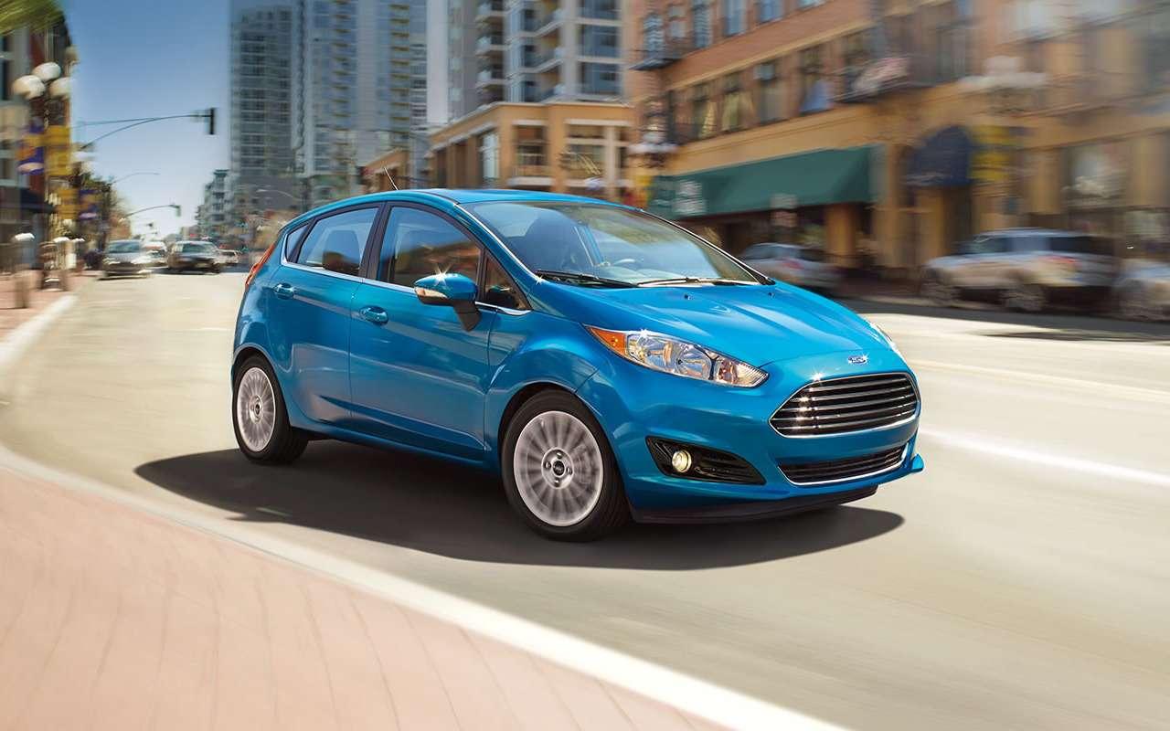 Ford третий раз заосень поднимает цены вРоссии— фото 922079