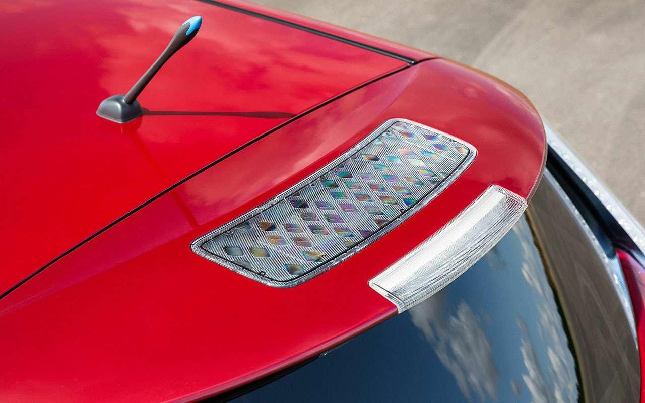 Самые безумные опции вавтомобиле— фото 764909