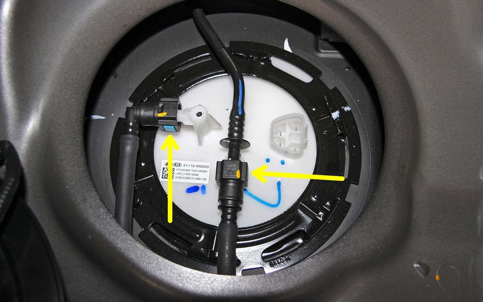 Тест-ремонт кроссовера Hyundai Creta: корейская кухня— фото 692258