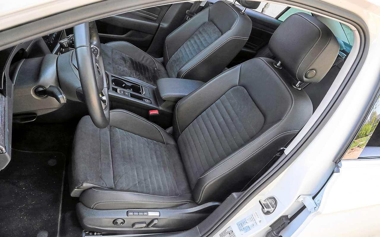 Toyota Camry, Kia K5, VWPassat— большой тест-сравнение— фото 1262513