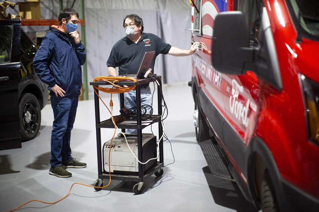 Этокруто ипросто: Ford придумал, как убить COVID-19в машине— фото 1136155