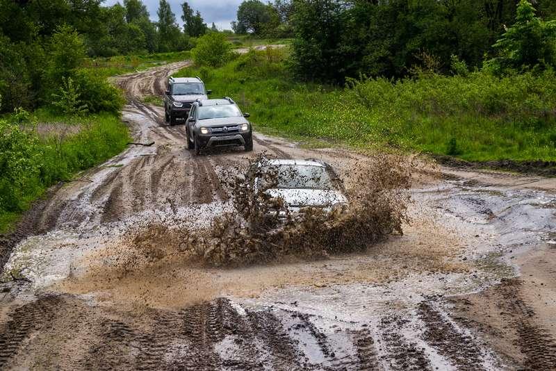 УАЗПатриот, Chevrolet Niva, Renault Duster