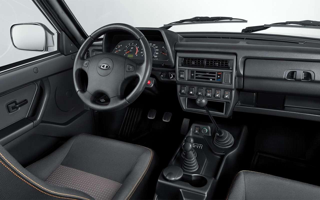 Lada 4x4 глазами иностранцев: старомодная, нохороша набездорожье— фото 899779