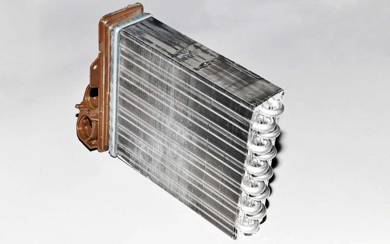 Система охлаждения ДВС: как устроена инадо липромывать еезимой?— фото 824360