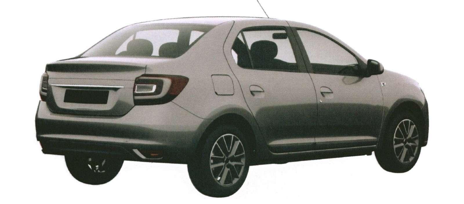 Renault обновит российские Logan иSandero— фото 788969