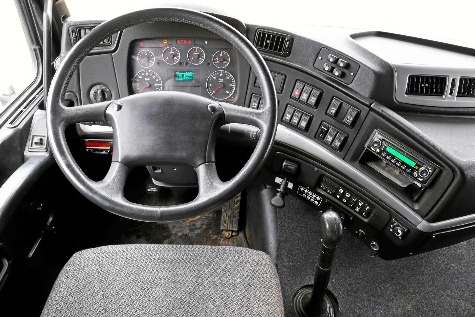 МАЗ‑6502Н96х6