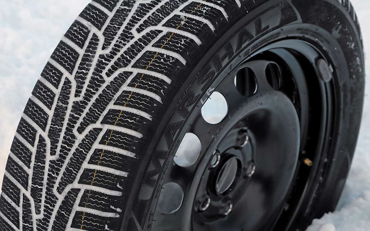 Большой тест зимних шин: выбор экспертов «Зарулем»— фото 1170275