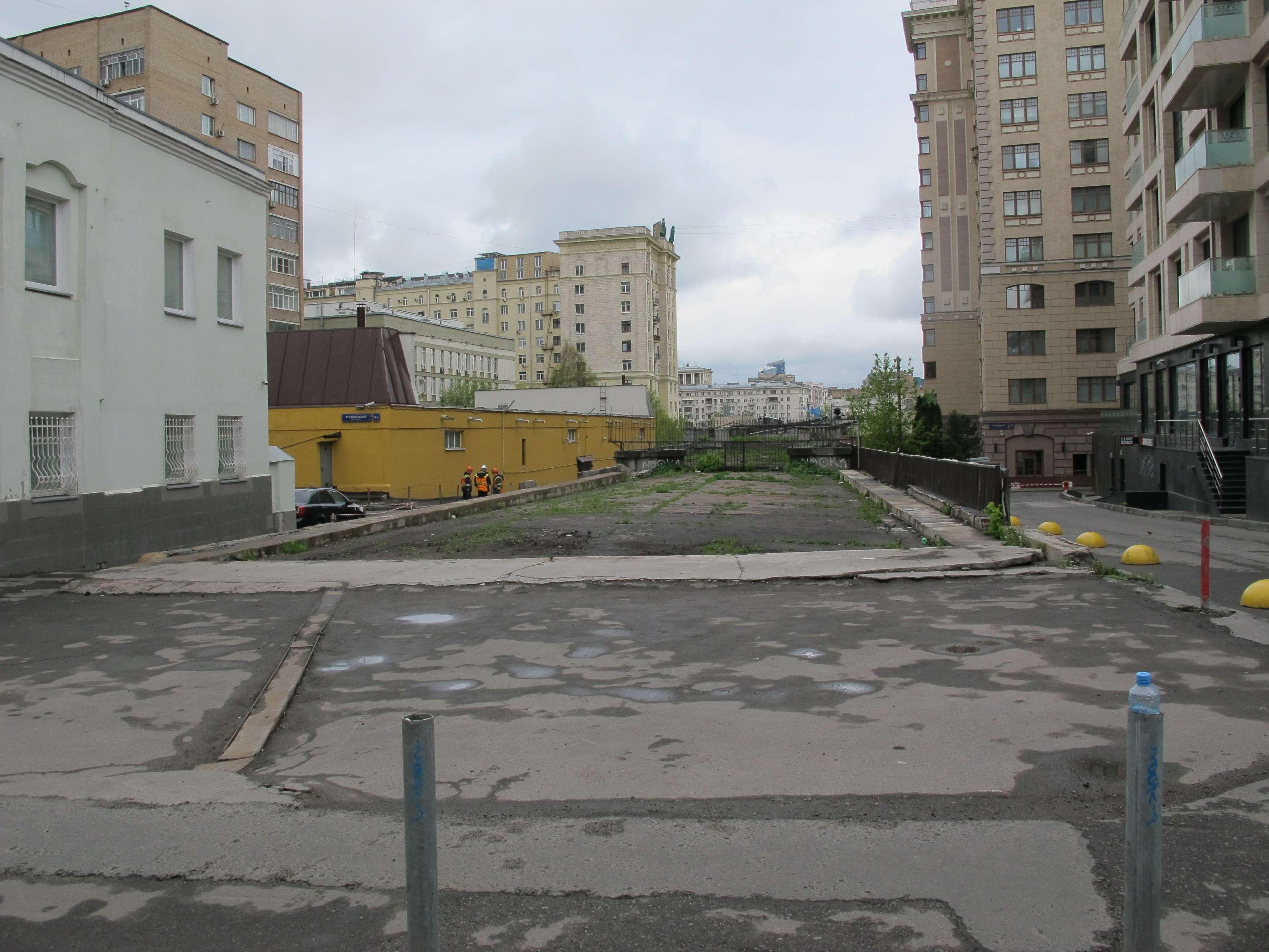 Смоленские тайны московского метро— фото 972320