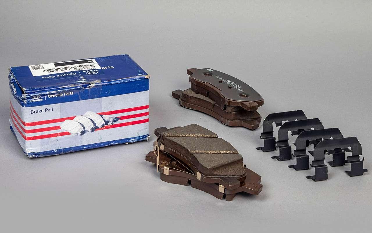 Проверили тормозные колодки: каждая третья опасна дляжизни!— фото 1256200