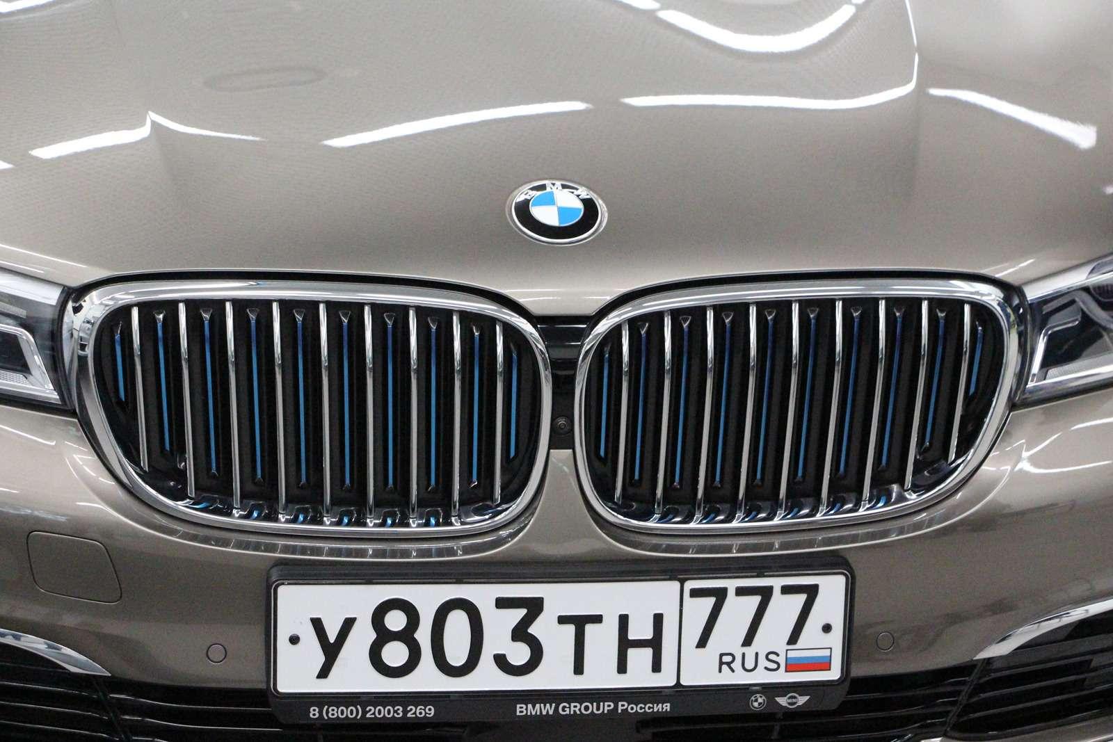 BMWвыводит нароссийский рынок две гибридные модели— фото 637008
