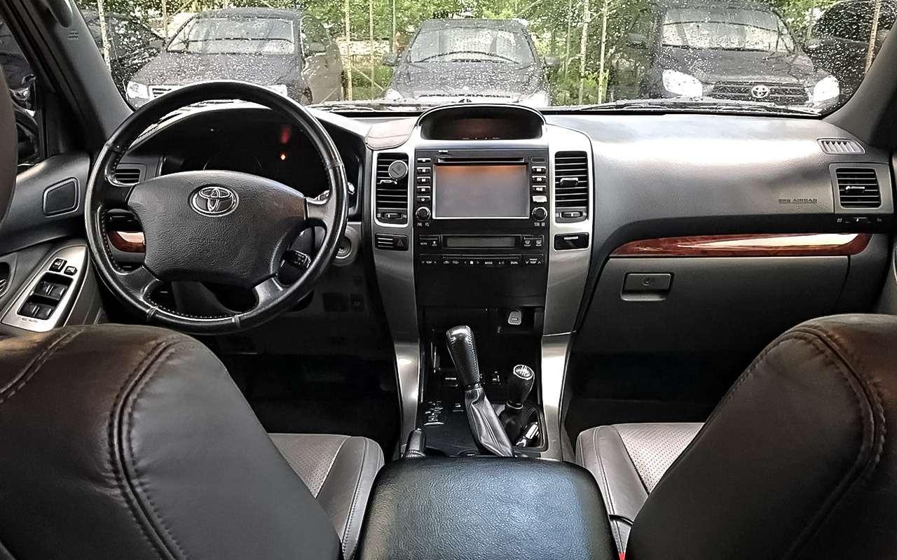 Новый УАЗ Патриот или подержанная иномарка?— фото 775293