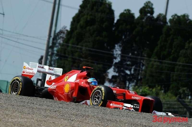 Фернандо Алонсо (Ferrari)