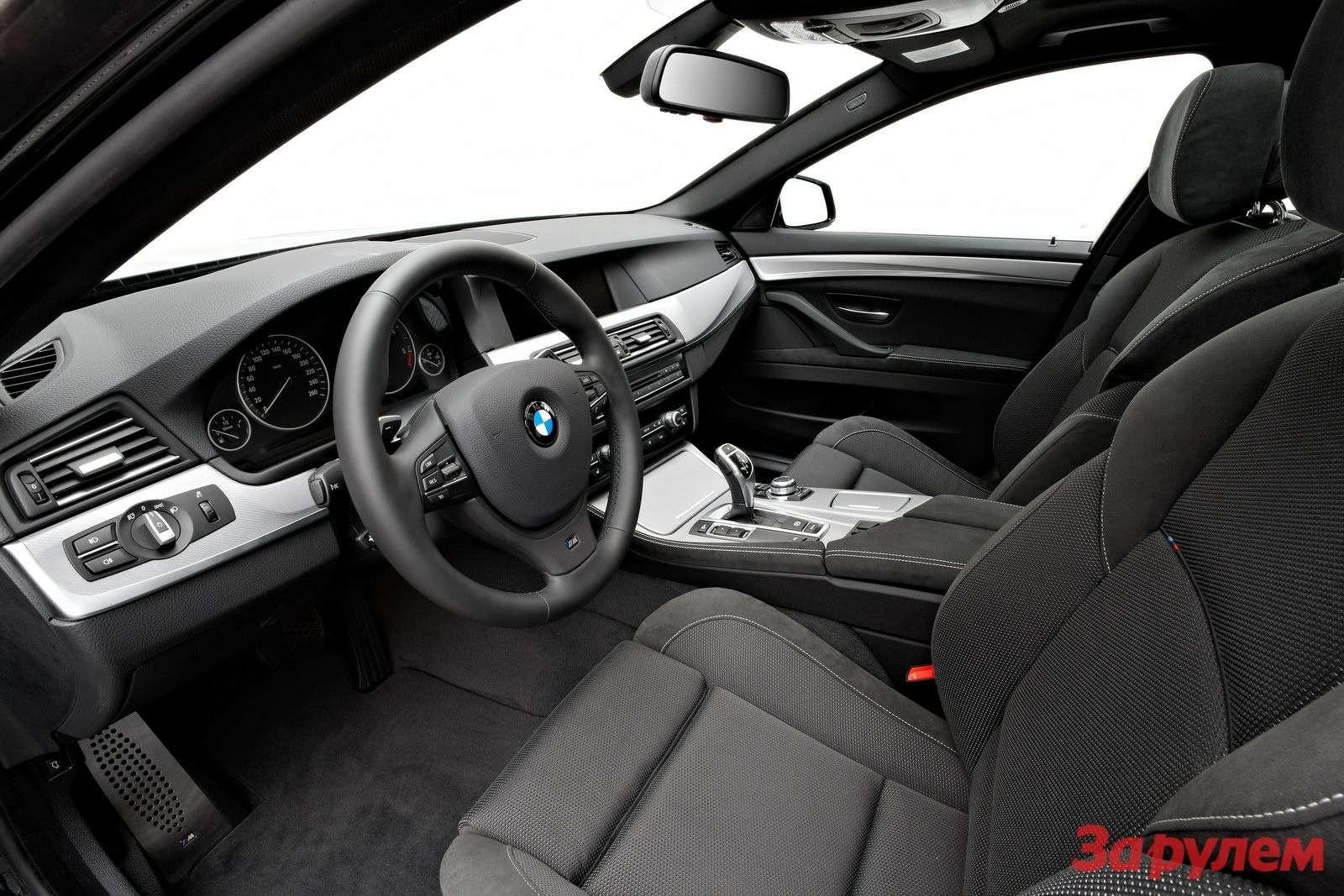 спортивный пакет Мдля5серии BMW
