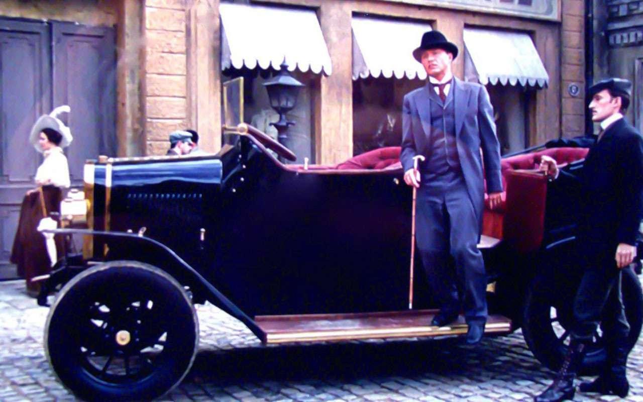 Самые необычные автомобили советских фильмов: хоть один узнаете?— фото 1115830